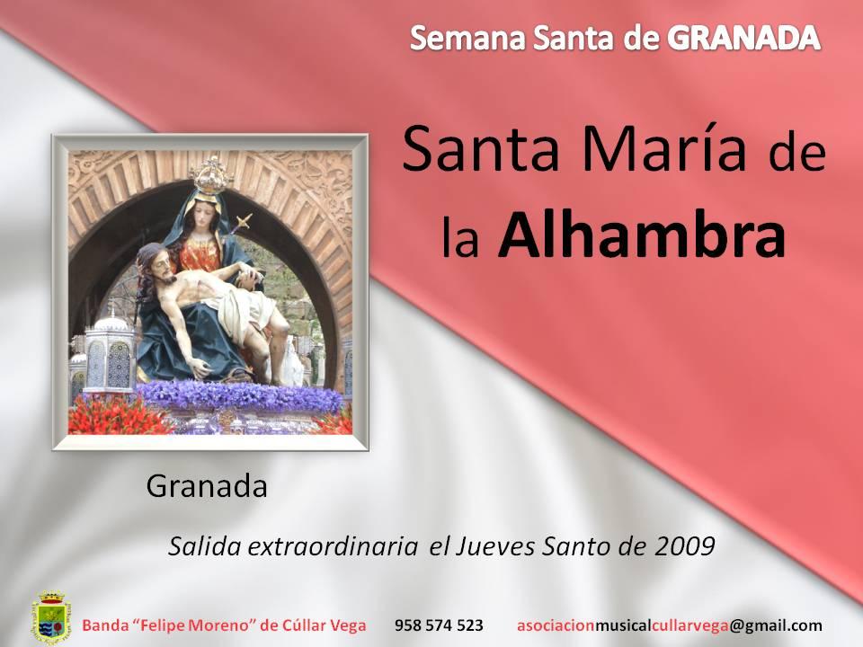 Santa María de la Alhambra