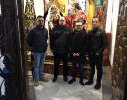 Firmado contrato con la Cofradía de Nuestro Padre Jesús Amarrado a la Columna y Azotes de Cabra