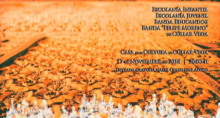 XXXII Concierto Santa Cecilia el 17 de noviembre