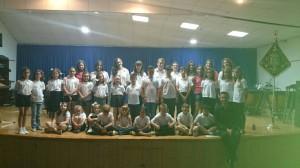 Escolanía Audiciones 2014