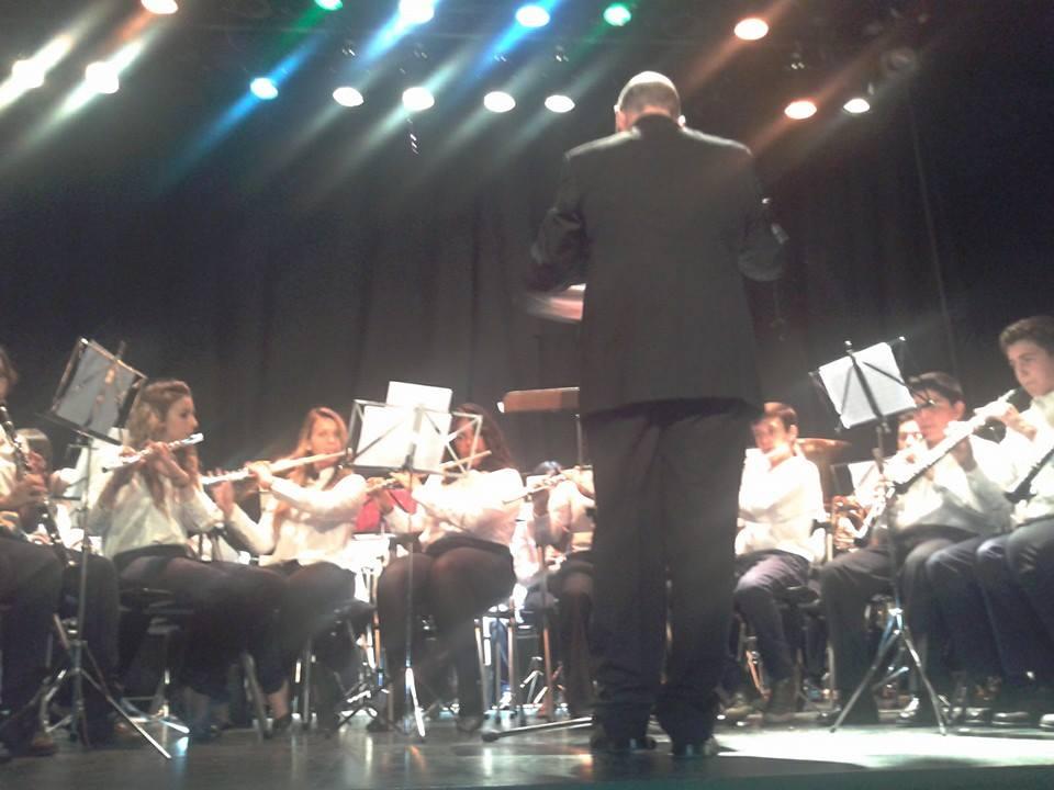 Banda Educandos Santa Cecilia 2013