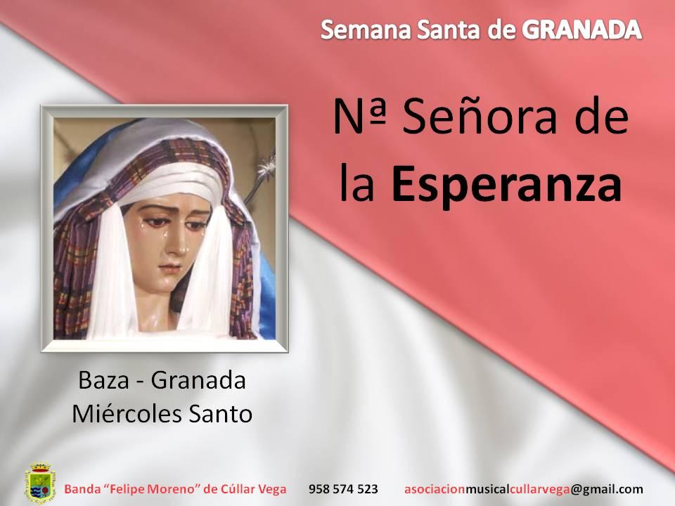 Nuestra Señora de la Esperanza (Baza - Granada)