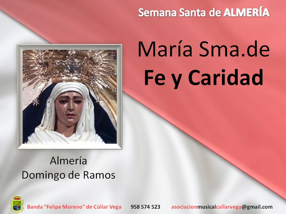 María Santísima de Fe y Caridad