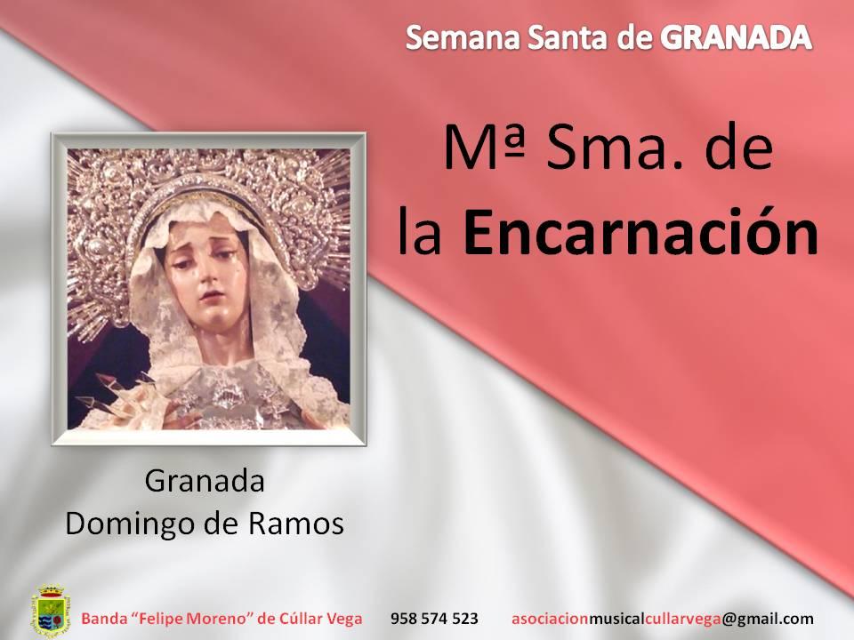 Mª Santísima de la Encarnación (Granada)