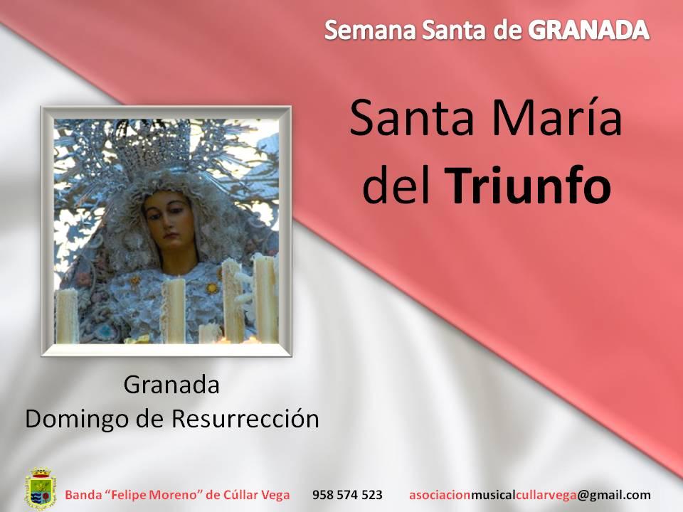 Santa María del Triunfo