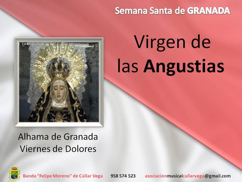 Virgen de las Angustias de Alhama de Granada
