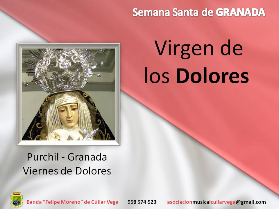 Virgen de los Dolores Purchil