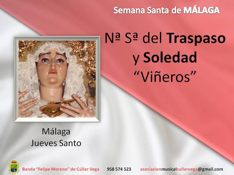 viNuestra Señora del Traspaso y Soledad de Viñeros (Málaga)