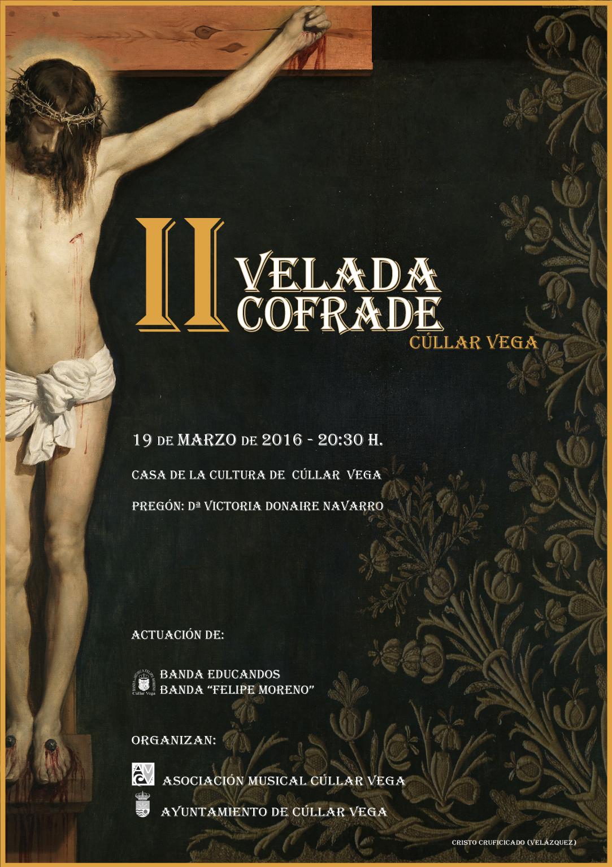 II Velada Cofrade 2016